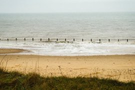 What Mel Did - Wouldn't take nothing for my journey now - Happisburgh beach