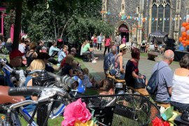What Mel Did - Norwich Lord Mayor's Procession Jul-17
