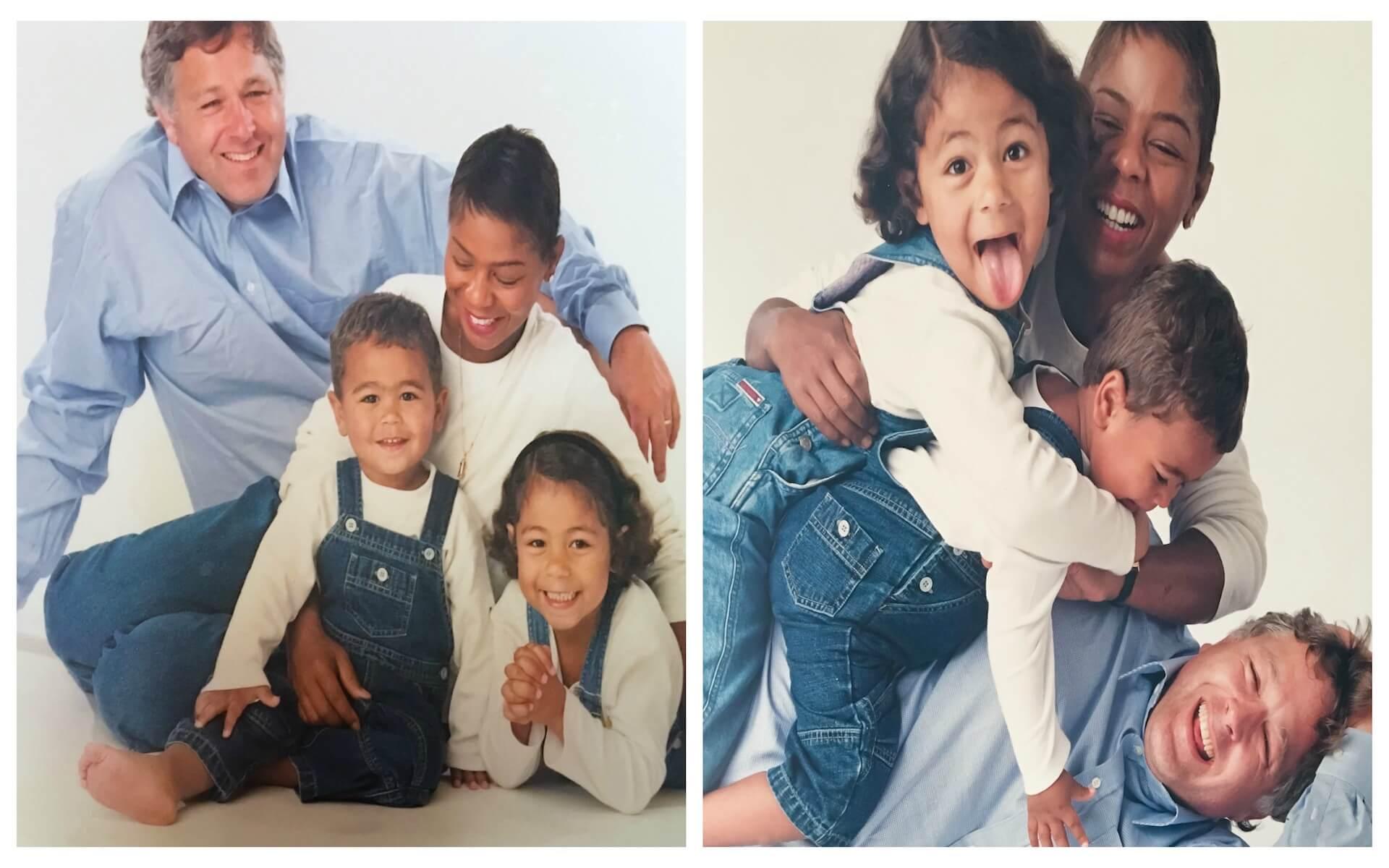 What Mel Did - Fargo family portrait