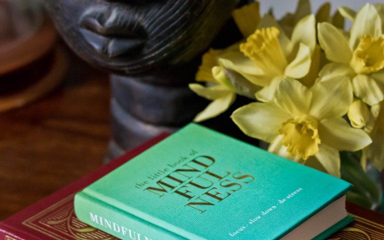 What Mel Did - mindfulness
