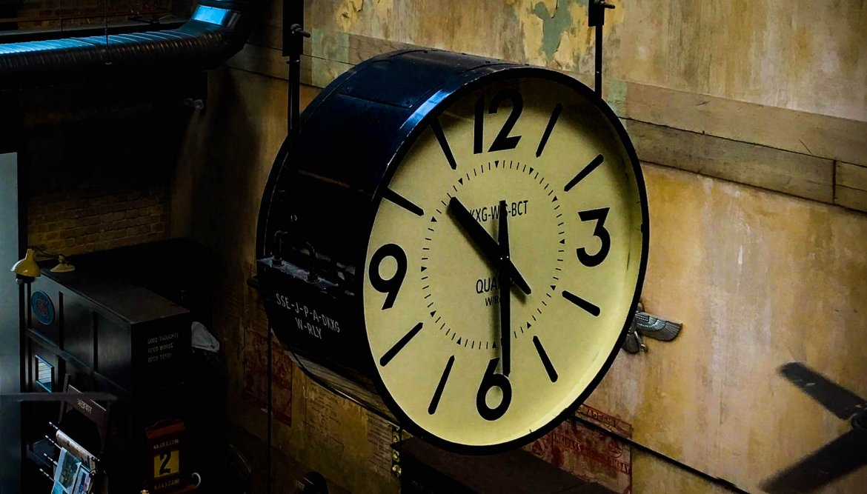 What Mel Did - Dshoom clock
