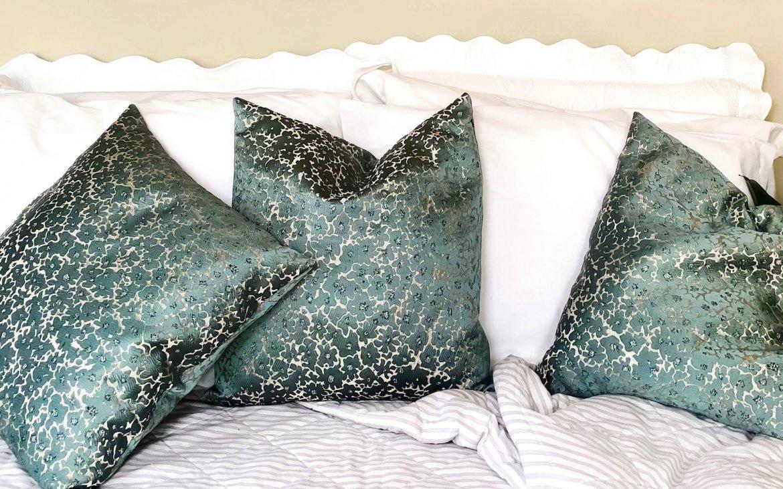 What Mel Did - The Cushion Ninja cushions